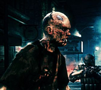 Resident Evil: Operation Raccoon City - Test