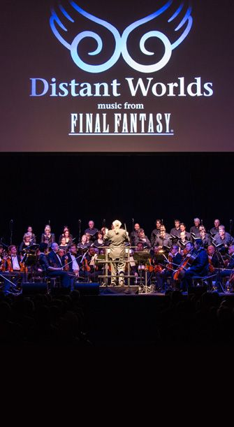 Final Fantasy mit Orchester - Special