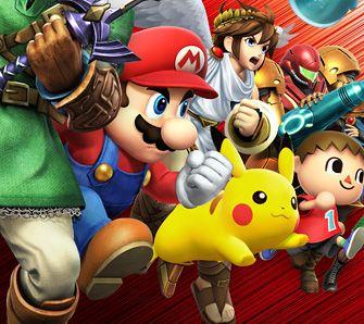 Super Smash Bros. for 3DS - Test