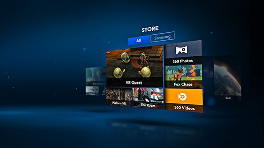 Samsung Gear VR - Screenshots - Bild 5