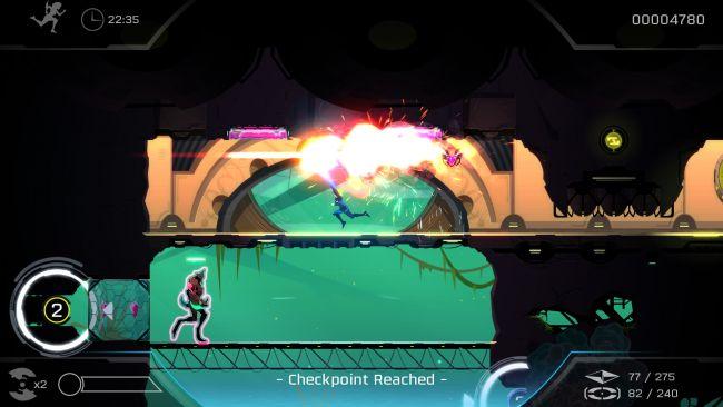 Velocity 2X - Screenshots - Bild 14