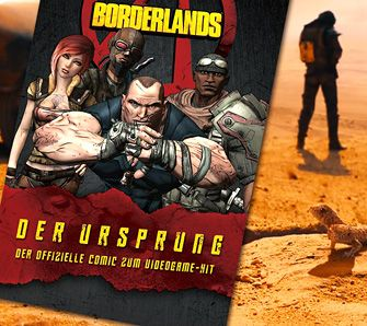 Borderlands: The Pre-Sequel - Special