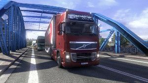 Euro Truck Simulator 2: Going East! Add-On
