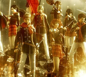 Final Fantasy Type-0 HD - Test