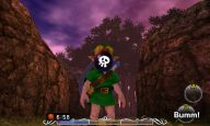 The Legend of Zelda: Majora's Mask 3D - Screenshots - Bild 2