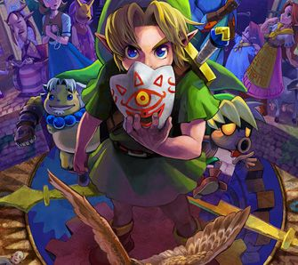 The Legend of Zelda: Majora's Mask 3D - Test