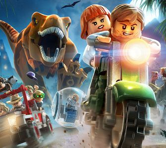 LEGO Jurassic World - Test