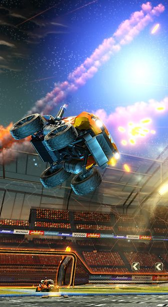 Phänomen Rocket League - Special