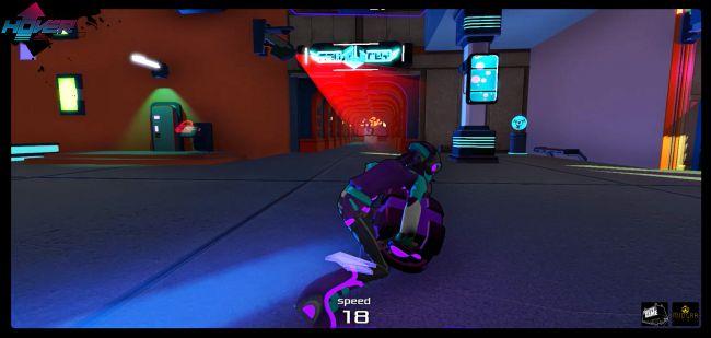 Hover: Revolt of Gamers - Screenshots - Bild 9