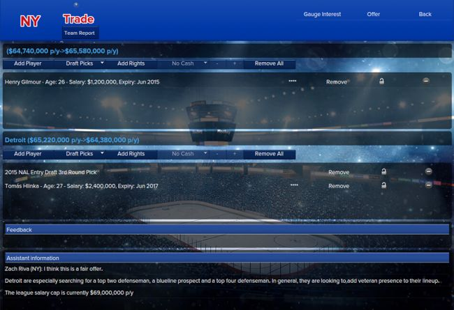 Eastside Hockey Manager: Early Access Edition - Screenshots - Bild 10