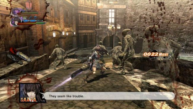 Onechanbara Z2: Chaos - Screenshots - Bild 6