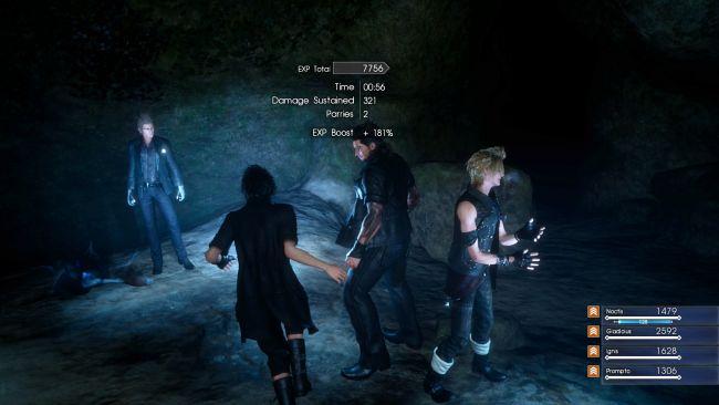 Final Fantasy XV - Screenshots - Bild 20