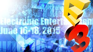 E3 Electronic Entertainment Expo 2015