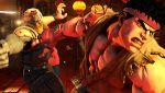 Street Fighter V: Arcade Edition - Screenshots