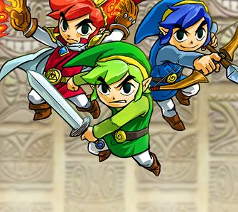 The Legend of Zelda: Tri Force Heroes - Test
