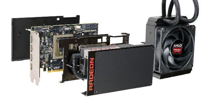 AMD Radeon R9 Fury X - Test