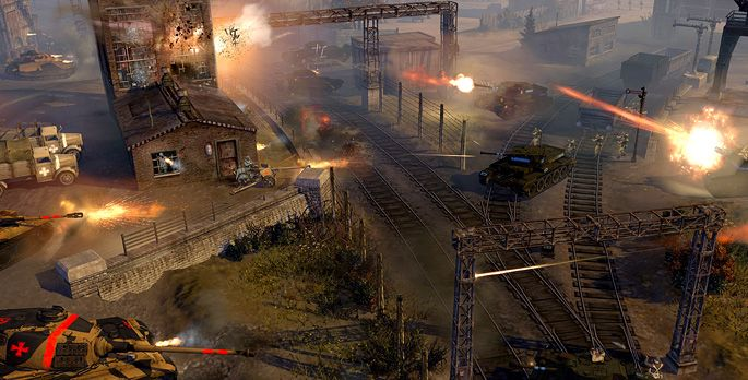 Company of Heroes 2: The British Forces - Test
