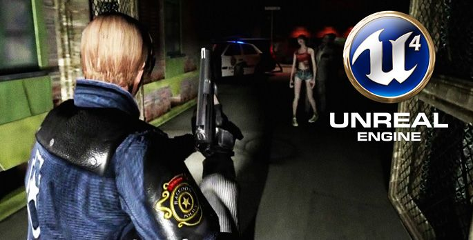 Unreal Engine 4 trifft Klassiker - Special