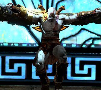 God of War III - Test