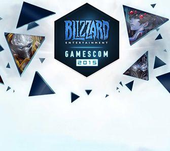 Blizzard auf der gamescom - Special