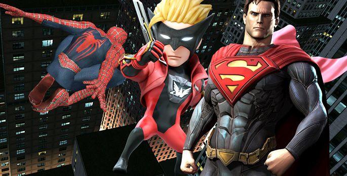 Top 10 Superheldenspiele - Special