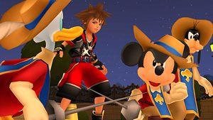 Kingdom Hearts HD II.8 Final Chapter Prologue