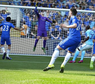 FIFA 16 - Test