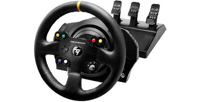 Thrustmaster TX Racing Wheel Leather Edition - Test