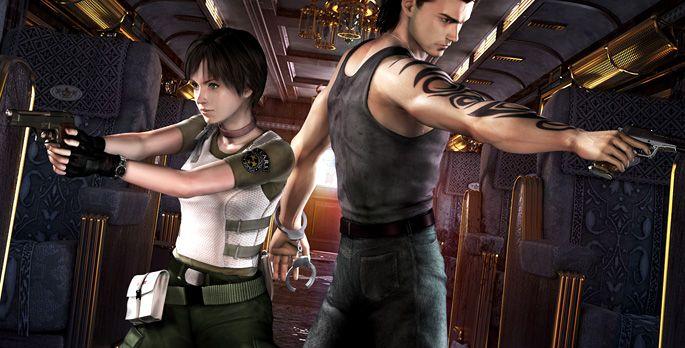 Resident Evil Zero Remastered - Test
