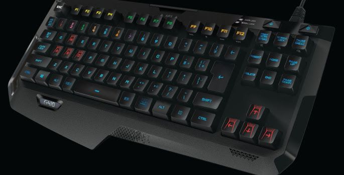 Logitech G410 Atlas Spectrum - Test
