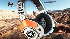 Turtle Beach Star Wars Battlefront Sandtrooper Gaming Headset