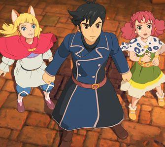 Ni no Kuni II: Schicksal eines Königreichs - Screenshots