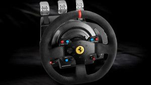 T300 Ferrari Integral Racing Wheel Alcantara Edition