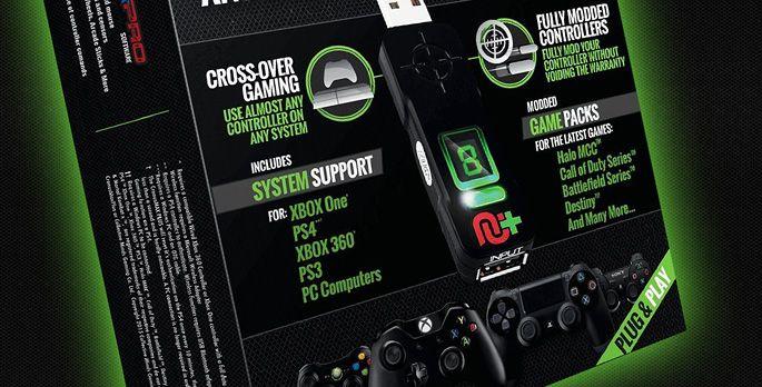 CronusMax Plus V3 - Test