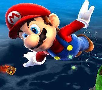 Super Mario Galaxy - Test