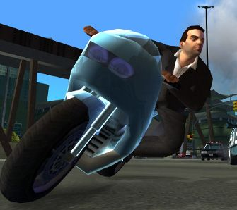 GTA: Liberty City Stories - Test