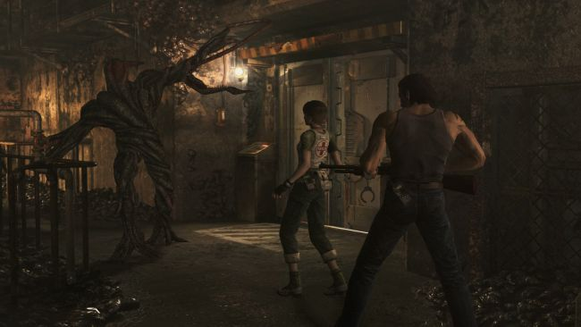 Resident Evil Zero HD Remaster - Screenshots - Bild 9