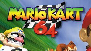 Mario Kart 64 (Virtual Console)