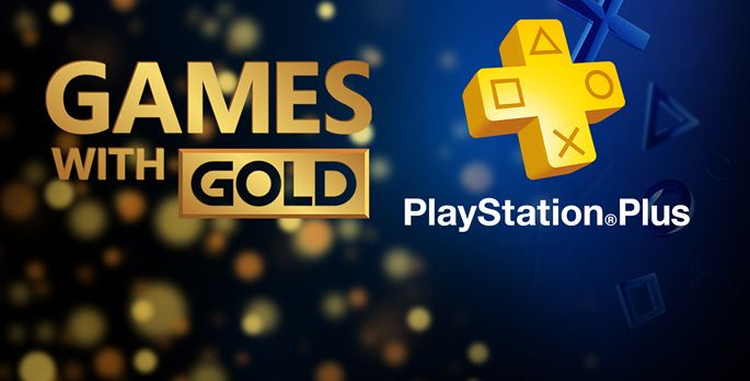 PS Plus vs. Xbox Games with Gold - Special