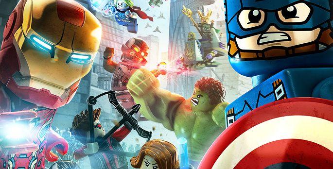 LEGO Marvel's Avengers - Test