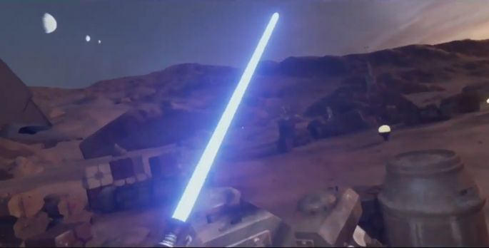 Star Wars: Trials on Tatooine VR