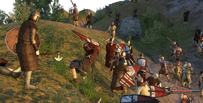 Mount & Blade: Warband - Test