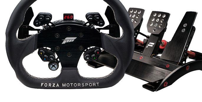 Fanatec ClubSport Wheel Bundle - Test
