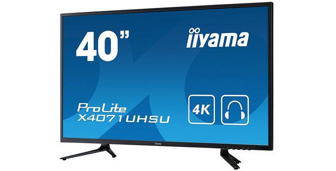 Iiyama ProLite X4071UHSU-B1 - Test