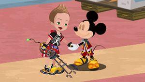 Kingdom Hearts Unchained Key