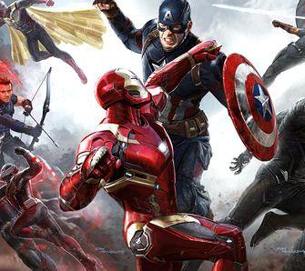The First Avenger: Civil War - Special