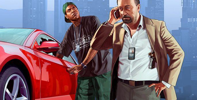 Grand Theft Auto V - Special