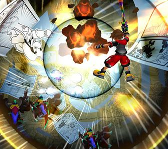 Kingdom Hearts HD 2.8 Final Chapter Prologue - Preview