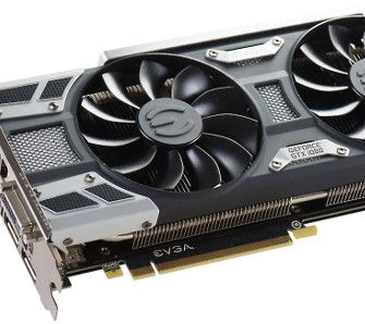 EVGA GeForce GTX 1080 SC Gaming ACX 3.0 - Test