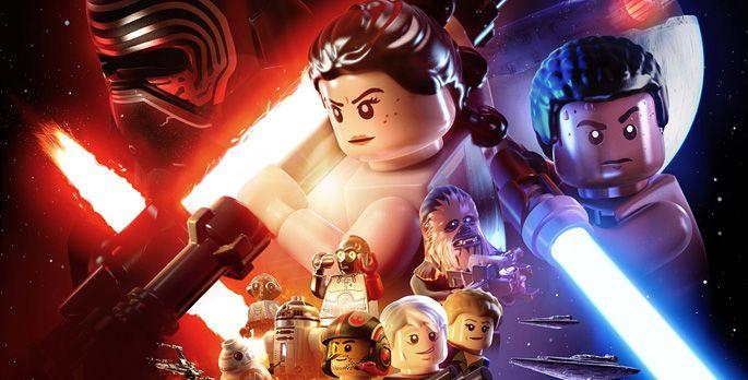 LEGO Star Wars: Das Erwachen der Macht - Komplettlösung